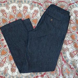 Gap cropped jeans